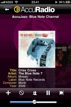 The Blue Note7